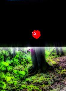 Tree Red Dot