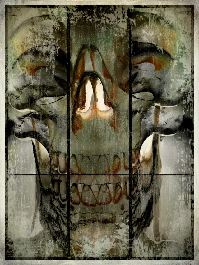 Human Skulls by Irgendlink