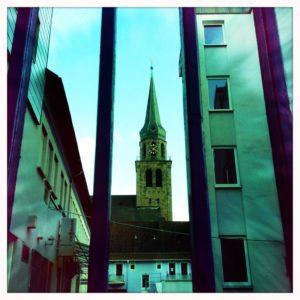 Alexanderskirche imprisoned