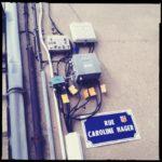 Rue Caroline Hager