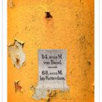 Myriameter Vermessungsstein Nr. 14 des Rheins